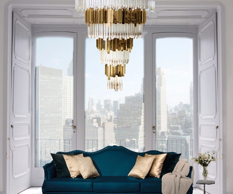 The Best Chandeliers For High Ceilings EMPIRE CHANDELIER -2