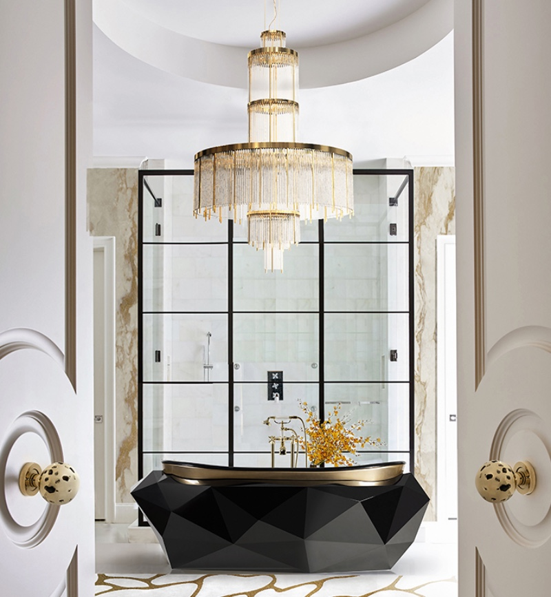 The Best Chandeliers For High Ceilings Pharo Chandelier