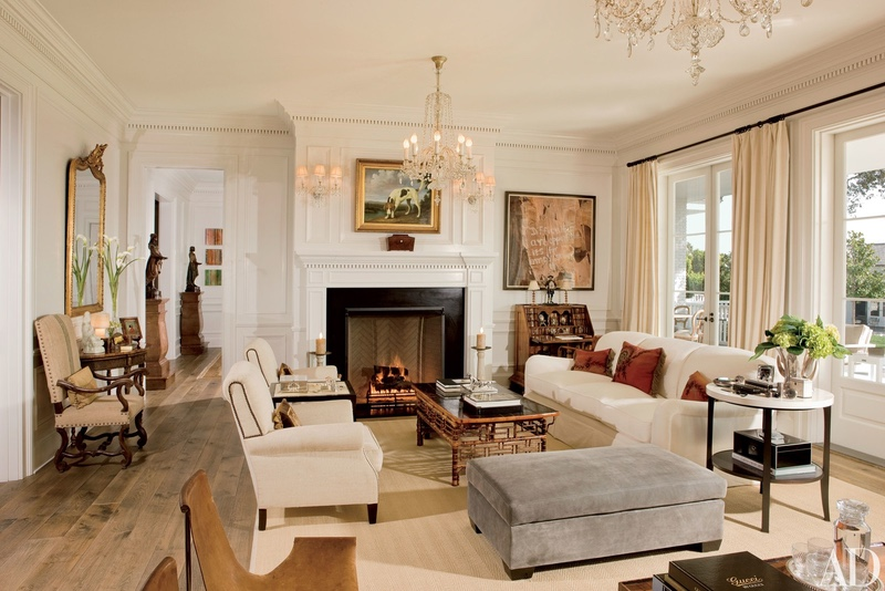 The Lighting Of the Most Amazing Celebrity Living Rooms statement pieces,