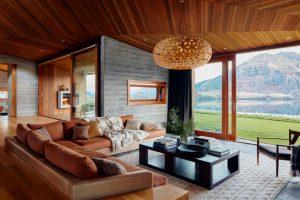 Lighting design in luxury Airbnbs