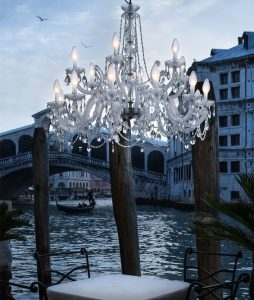 The most amazing Outdoor Chandeliers