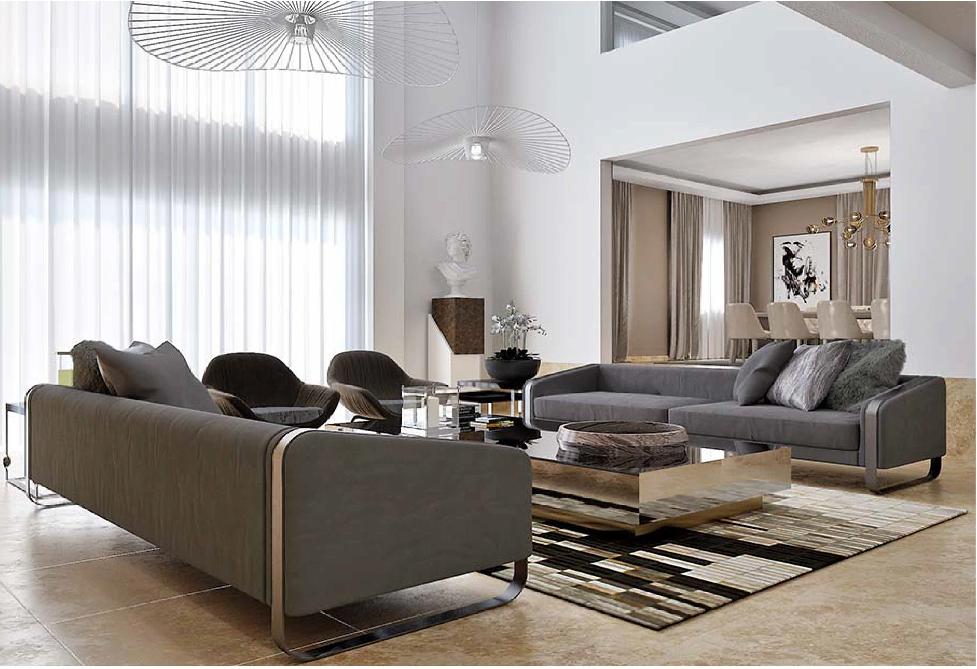 Fall In Love With The Best Interior Designers From Middle East Modern Chandeliers