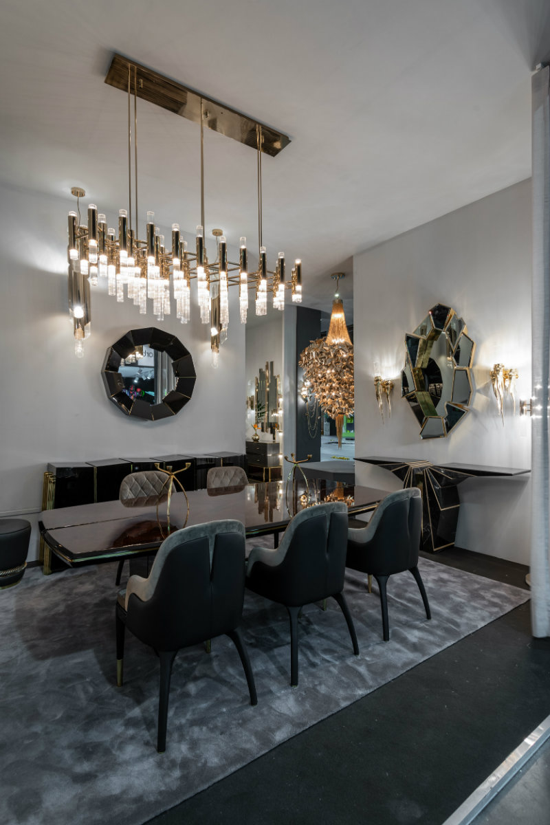Hábitat Valencia 2019: Luxury Lighting For Your Home Decor