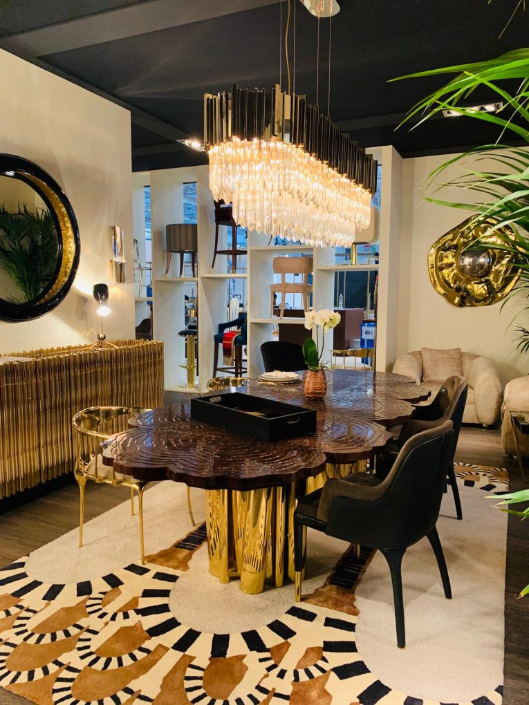 How To Decor Your Living Room With The Best Lighting Pieces From Maison Et Objet 2019
