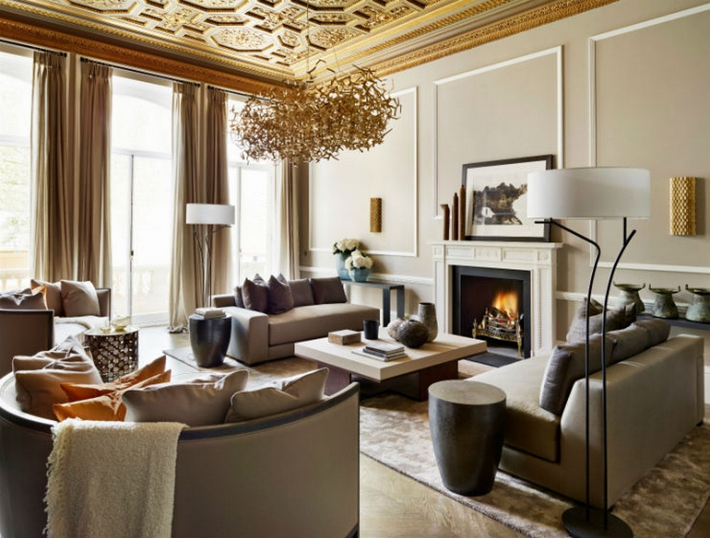 TOP 10 Interior Designers From London