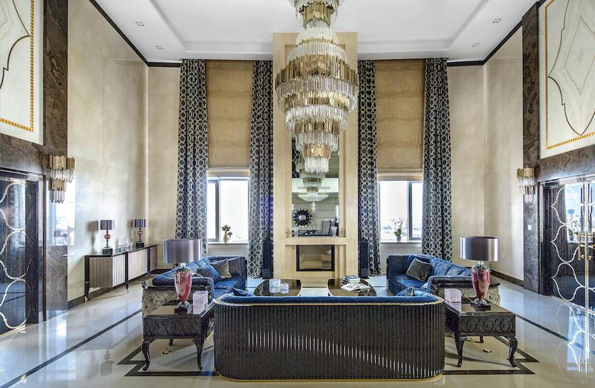 Celebrate Design With Ciliegio Interior