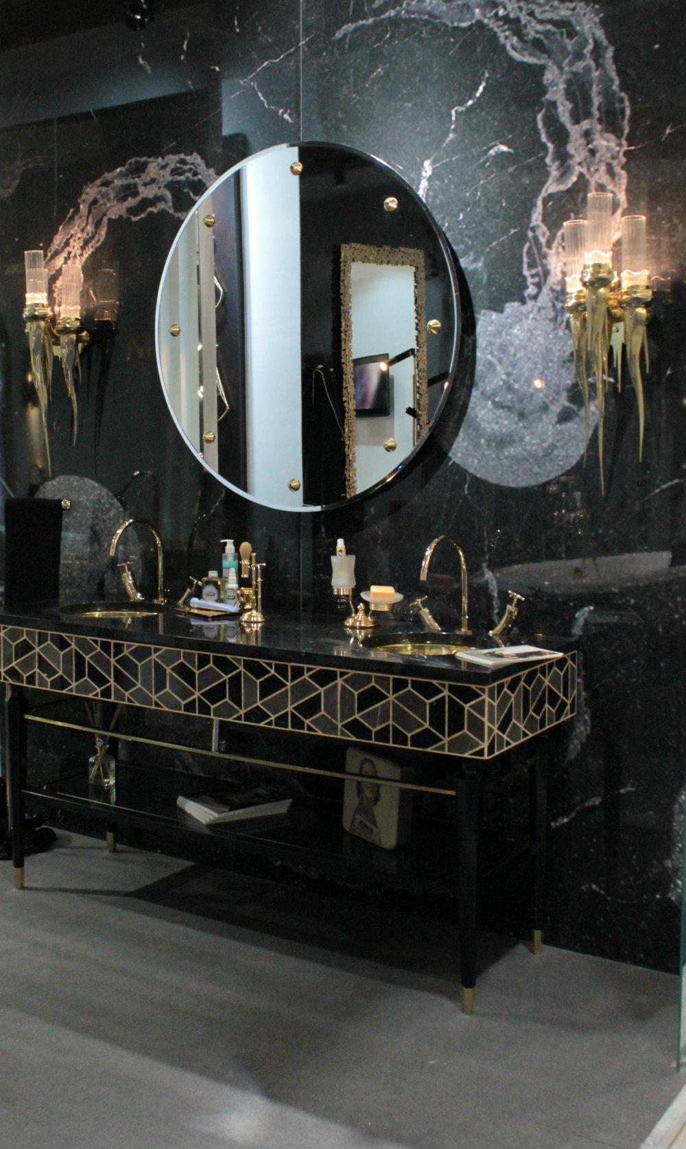 Cersaie 2019: Luxury Lighting For Your Bathroom