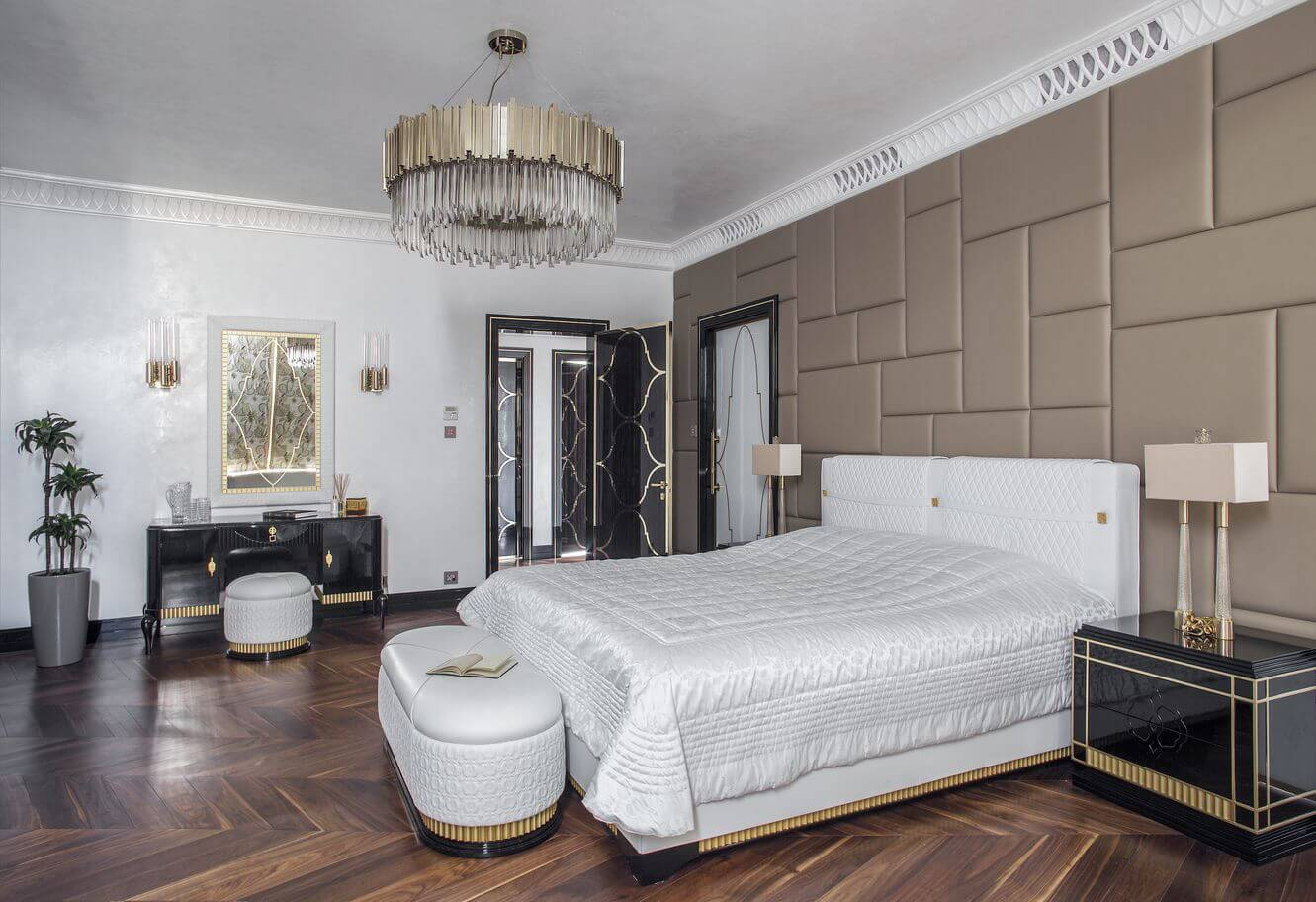 Discover Here What Size Chandelier Is Best For Your Bedroom
